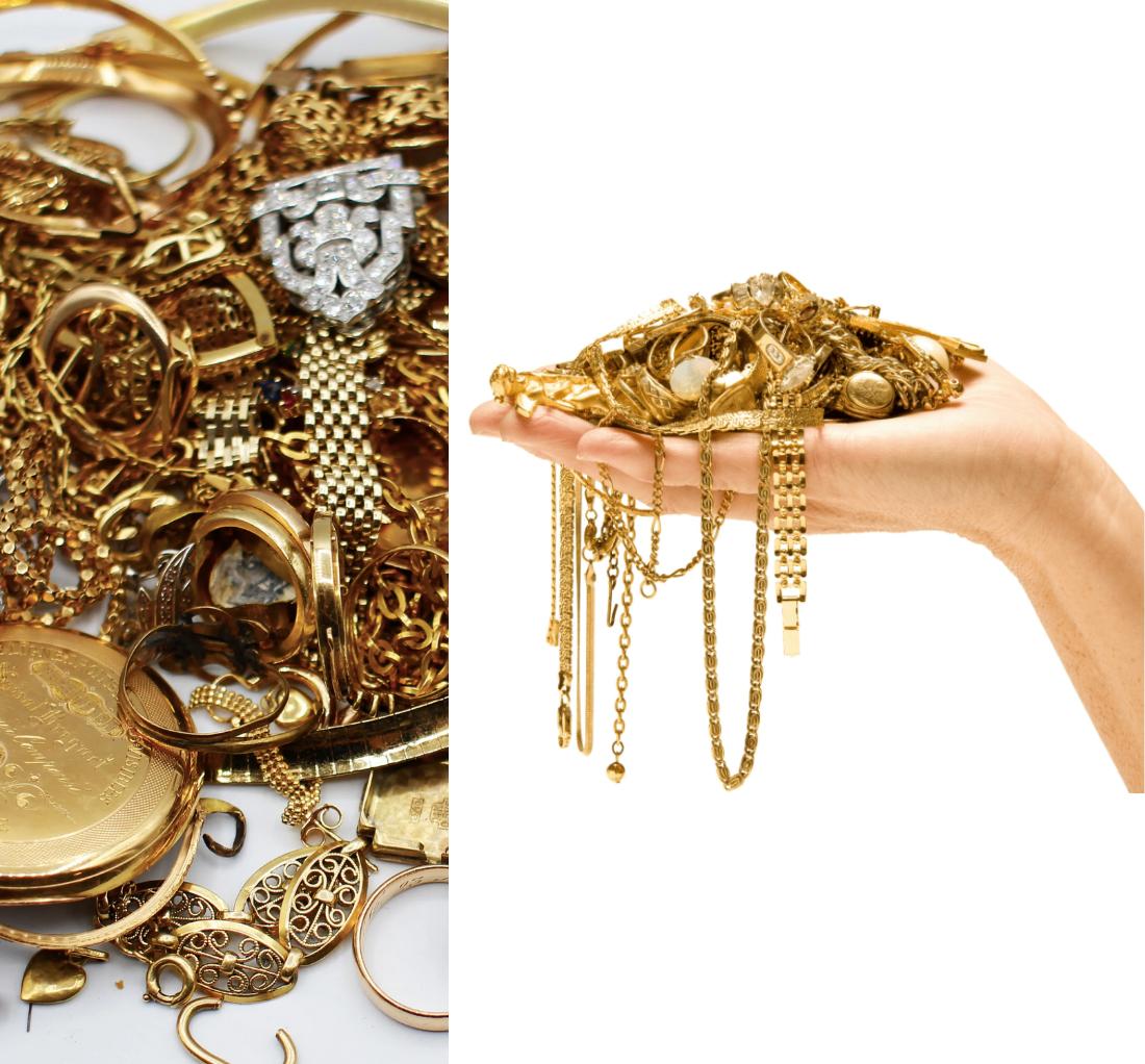 Estimation de votre or et de vos bijoux, rachat d'or au meilleur prix !