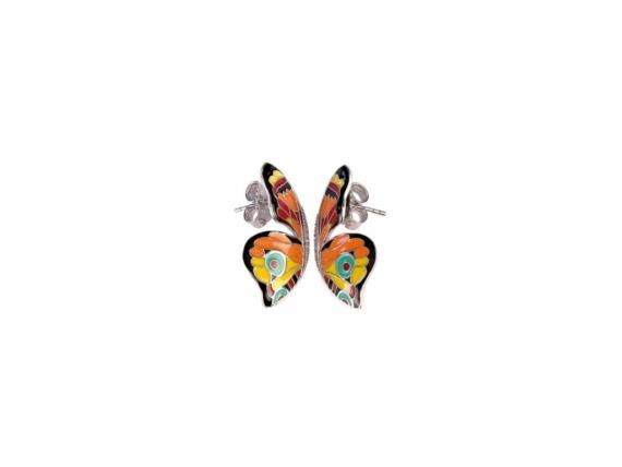 Boucles d'oreille una storia papillon