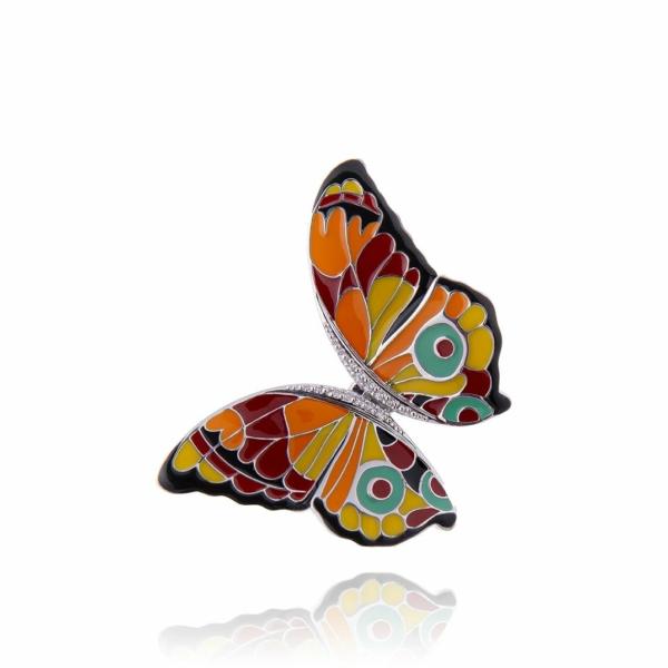 Pendentif una storia papillon